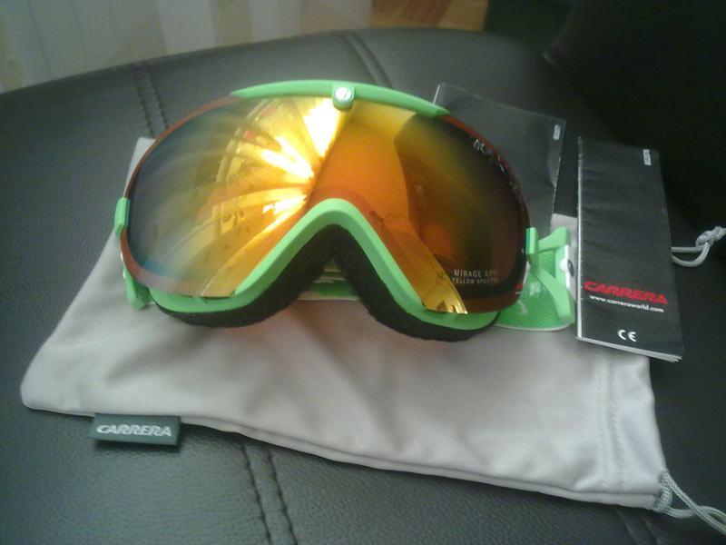 Carrera skijaške naočale