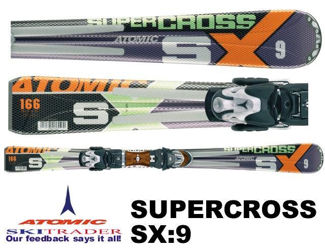 Skije Atomic SX 9 super cross
