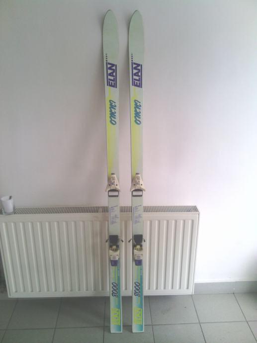Skije Elan sa Salomon vezovima 185 cm
