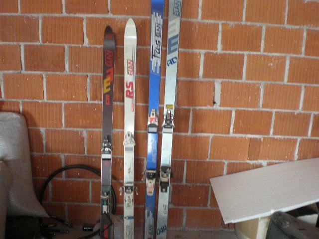 skije ellan 4kom skije su sve u paru jednake