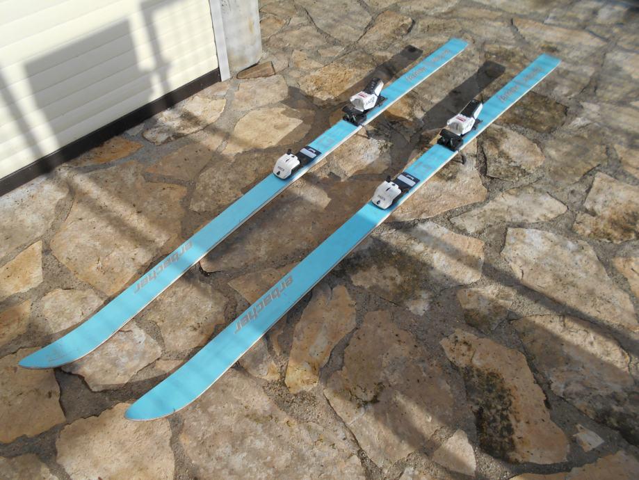Skije Erbacher 180 cm u dobrom stanju