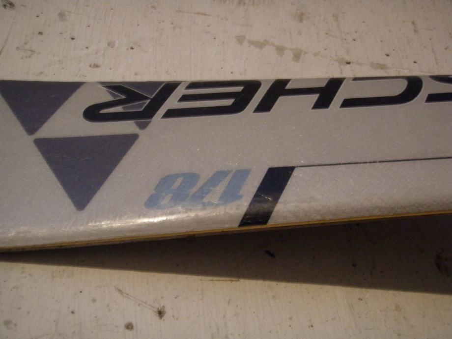 Skije fischer cm xtr carve