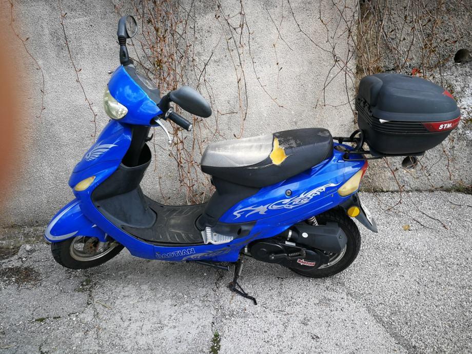 2004 Baotian BT50QT