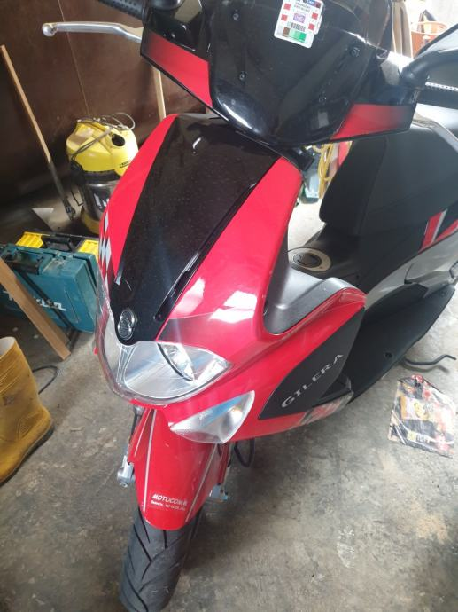 Gilera Runner sp 50 49 cm3, 2007 god.