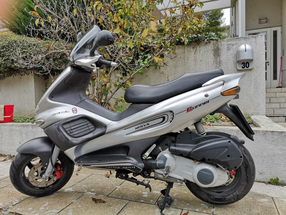 Gilera Runner 125 VX - Gilera Motor