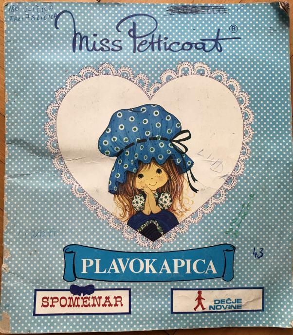 Miss Petticoat ili Plavokapica / Pula