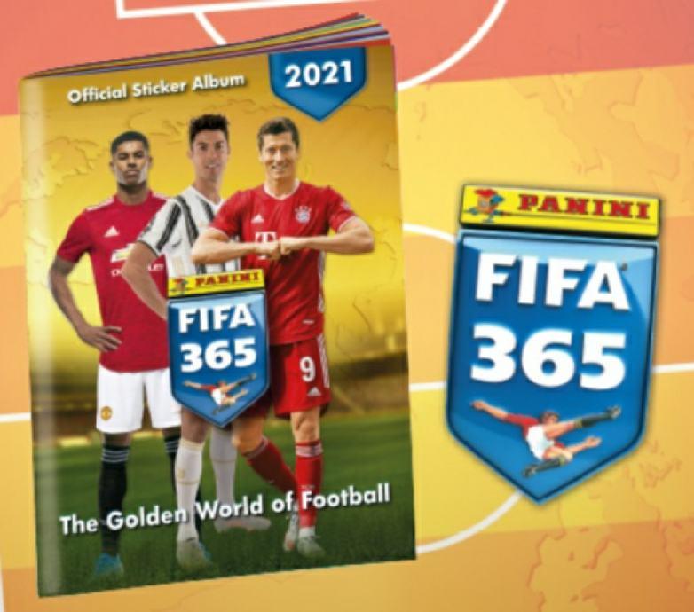 sličice FIFA 365/2021.