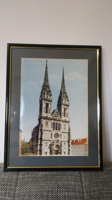 Slika Zagreb katedrala