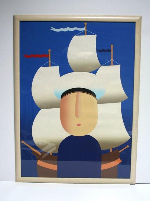 Vasko Lipovac Vasko-lipovac-serigrafija-mornar-slika-2966993