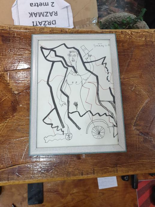Vilim Svečnjak - Picasso faza