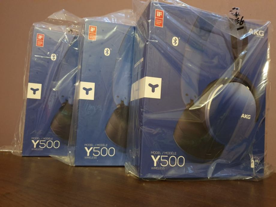 AKG Y500 Wireless slušalice (zadnji komad)