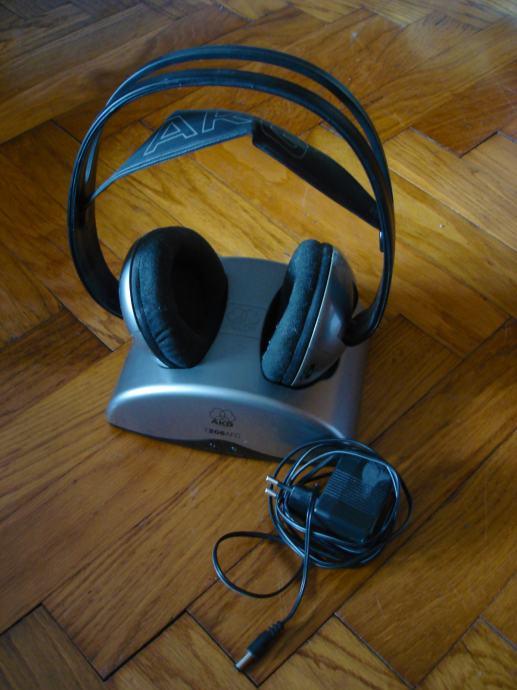 Slušalice bežične AKG T206AFC