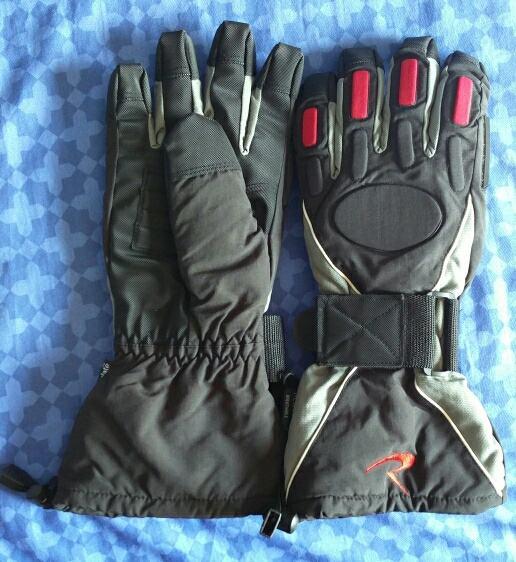 Skijaške/ boarder rukavice marke Rebell