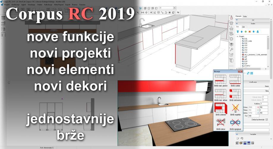 CORPUS 2020 RC Light verzija | Orig NOVO | Trajna licenca | R1 račun