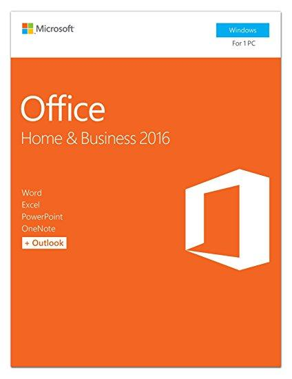 Microsoft Office Home&Business 2016 Eng