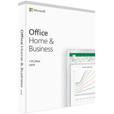 MS Office 2019 Home & Business PC/MAC | English | Retail | Račun R1