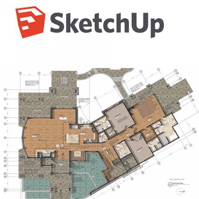 SketchUp Pro © 2021 Trimble Inc. Retail | Novo | Pretplata (ESD)