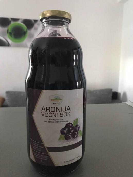 Aronija 100% maticni sok
