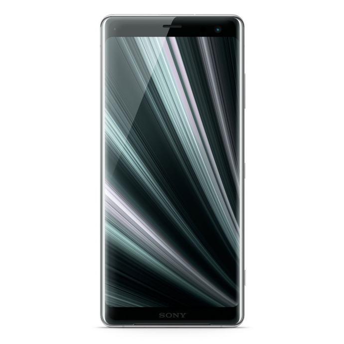 Sony Xperia XZ3 64GB Dual-SIM White Silver NOVO, R1