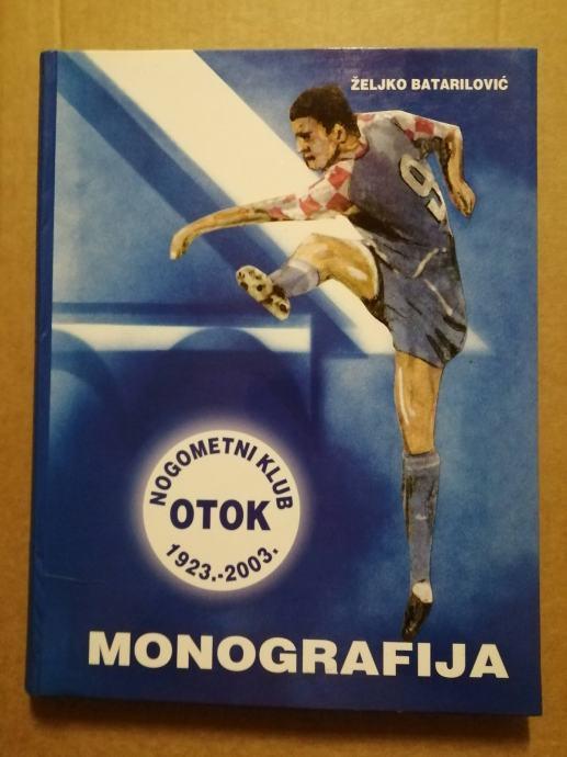 Željko Batarilović – Nogometni klub Otok 1923. – 2003. (B4)