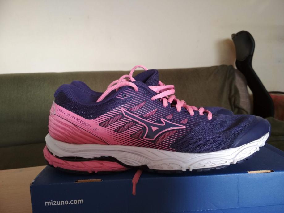 Mizuno wave prodigy 2, ženske patike za trčanje, broj 42