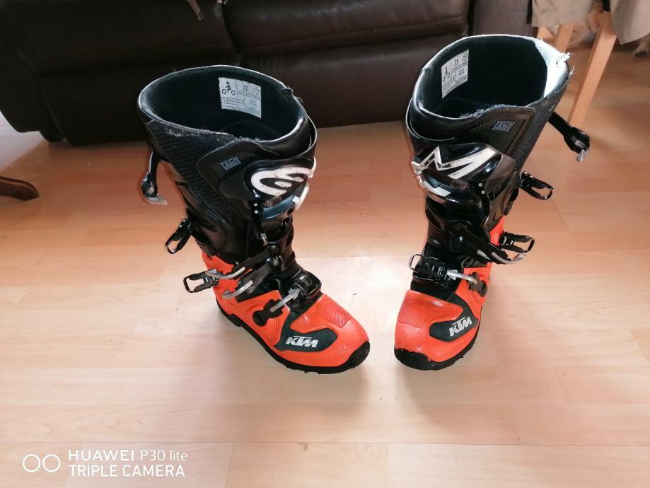Motocross /enduro čizme Alpinestars tech7 br 45.5