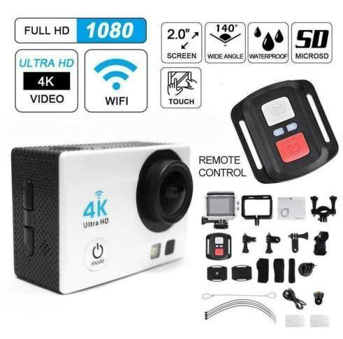 gopro 4K Ultra HD Akcijska Kamera