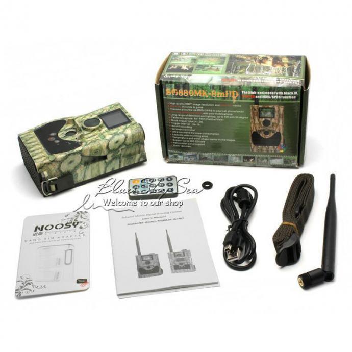 Lovačka HD kamera SG880MK 14MP Bolyguard