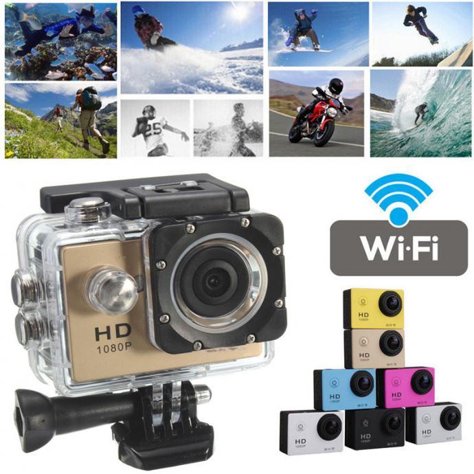 sj4000 1080p full hd 12mp wifi vodootporna sportska kamera. Black Bedroom Furniture Sets. Home Design Ideas