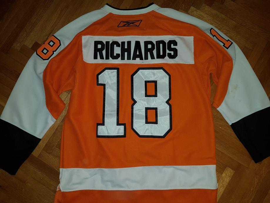 NHL Philadelphia  Richards 18