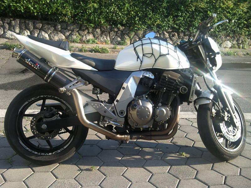 Kawasaki z 750 750 cm3, 2005 god.