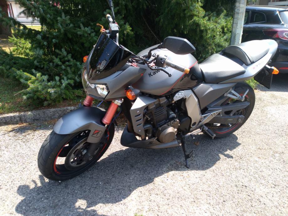 Kawasaki Z750 2009 Model For Sale - YouTube