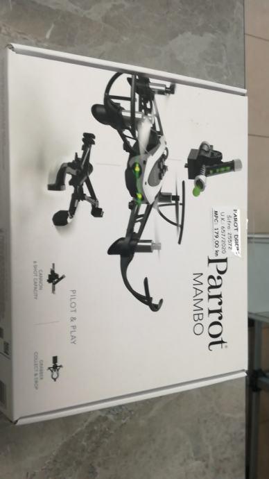 PARROT MAMBO DRON