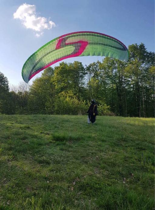 PRODAJEM, Sky Paragliders - Apollo M