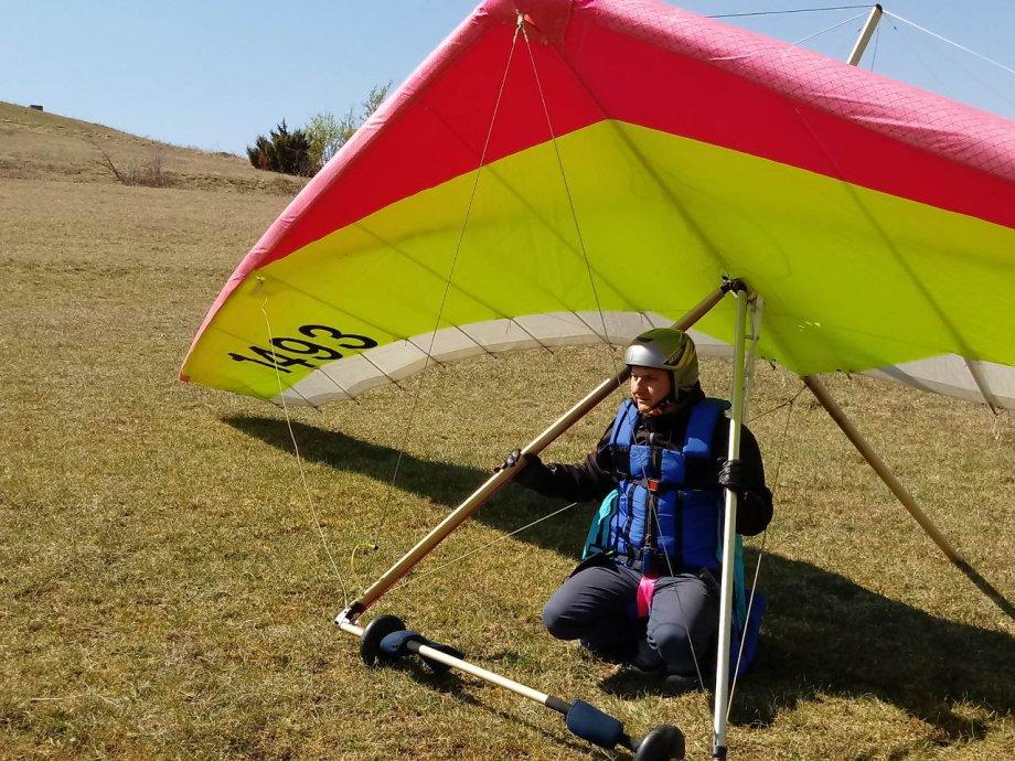 Zmaj za slobodno letenje VEGA MX-2