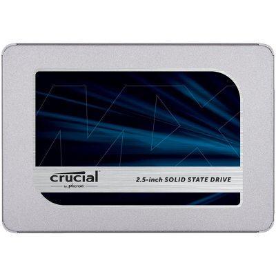 CRUCIAL MX500 500GB SSD 2.5'' 560/510 MB/s   Novo   Original   R1 rač.