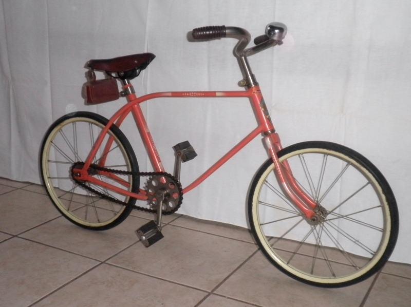 Dječji bicikl iz 50-ih