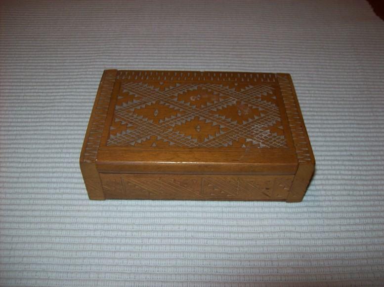 Drvena kutija 66