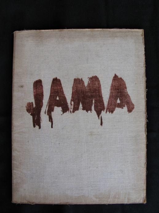 Jama Ivan Goran Kovacic 1944 Litografije Murtic Prica