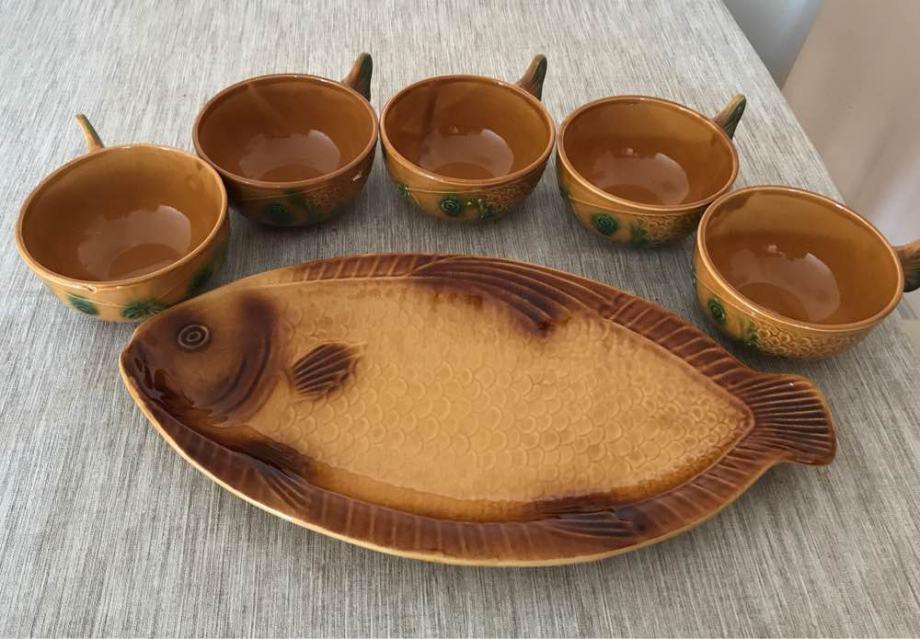 Set za riblja jela