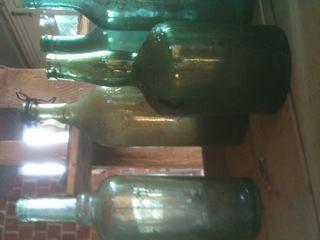 stare boce flaše flašice