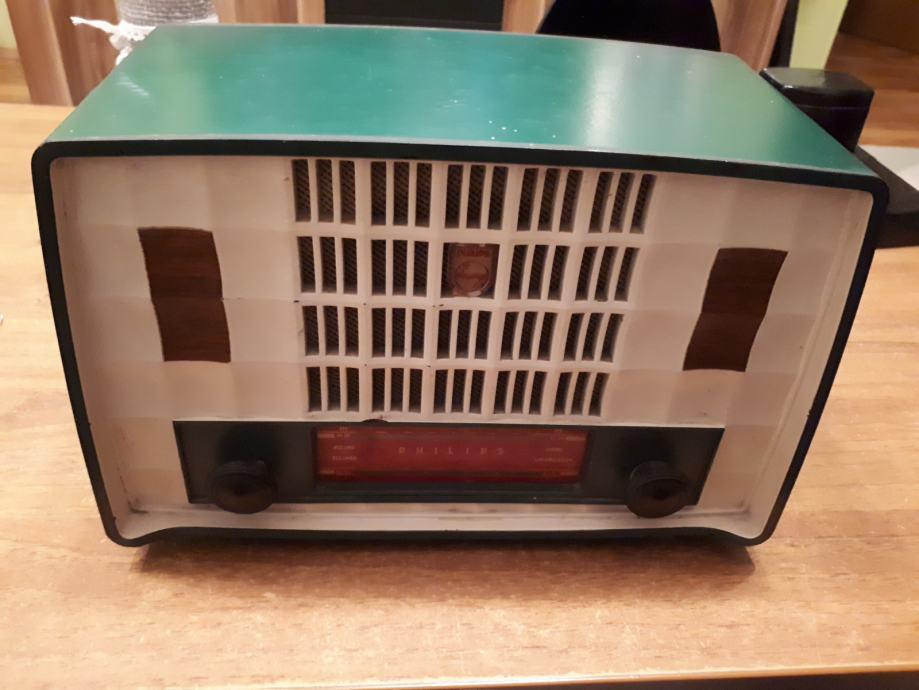 Stari radio aparat - Philips