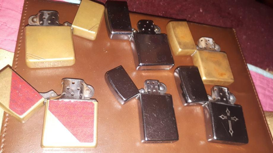 Zippo upaljaci kolekcija