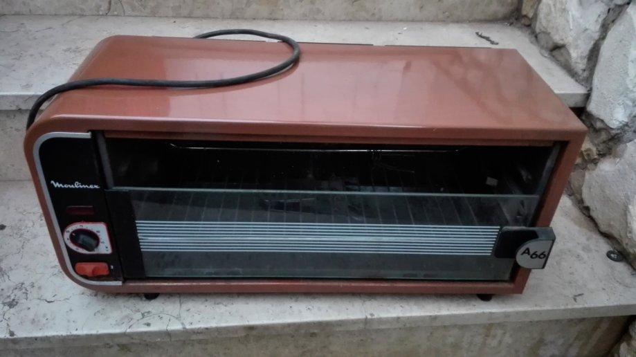 Grill mini pećnica MOULINEX A66