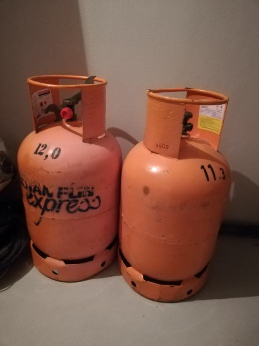 Plinska boca prazna ili puna