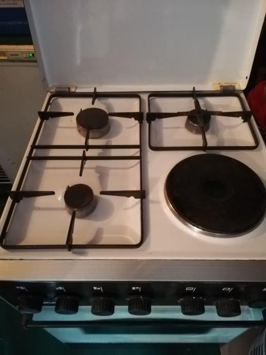 Kombinirani štednjak Končar
