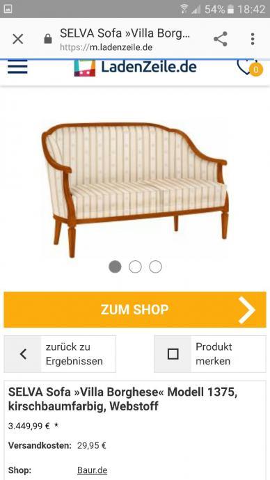 vrhunski talijanski namjestaj selva villa borghese gratis stol. Black Bedroom Furniture Sets. Home Design Ideas