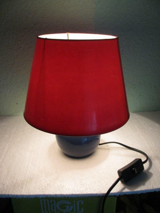 Stolna lampa GLOBO - E-14. Radi. KING
