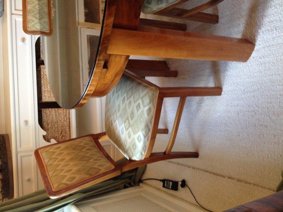 Art Deco Stoel : Stoelen rikoflex