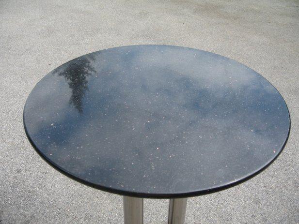 Barski stol,kombinacija inox cijevi i mramora, povoljno